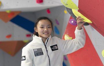 노스페이스, 서채현 국내 최연소 1위 달성 기념 이벤트