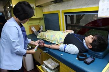 GC녹십자, 소아암 환우 위한 생명나눔 '사랑의 헌혈' 실시