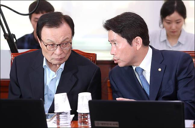 민주당, 총선 명분으로 '지도부 책임론' 패싱?