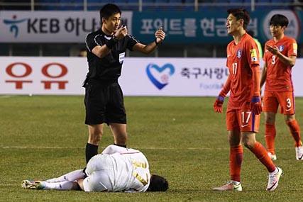 복장 터질 '레바논 침대축구', 특효약 선제골