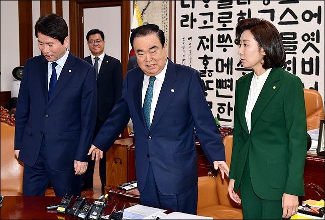 난망한 선거법 절충…부결시 '檢개혁법' 시나리오는?