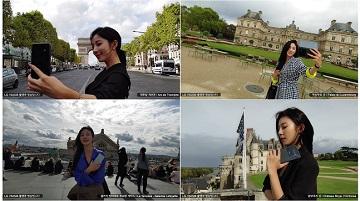 'LG V50S 씽큐'로 찍은 여행 영상, 조회수 180만 돌파