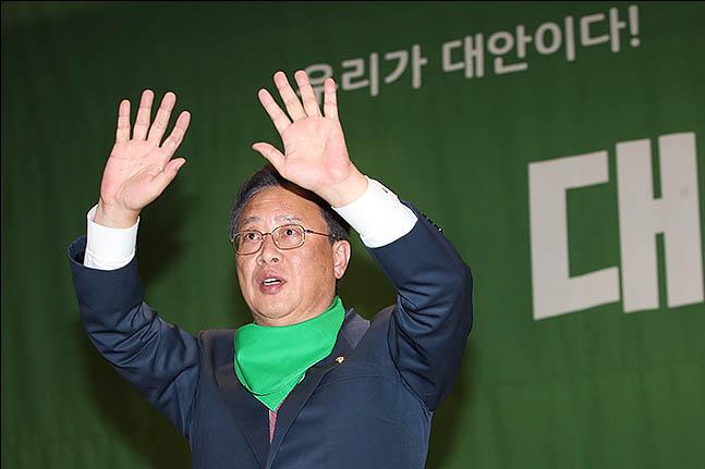 [대안신당 발기인대회] 유성엽 창당준비위원장 일문일답