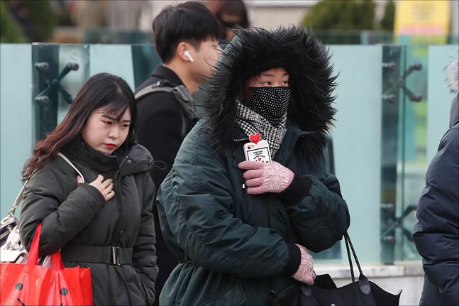 [내일날씨] 오늘보다 더 춥다…서울 영하 5도