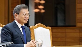 '김정은 부산行' 매달렸지만 퇴짜…'對北저자세' 도마에