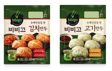 '이번엔 프리미엄 한식만두'…CJ제일제당, 비비고 수제만두집 맛 만두 출시