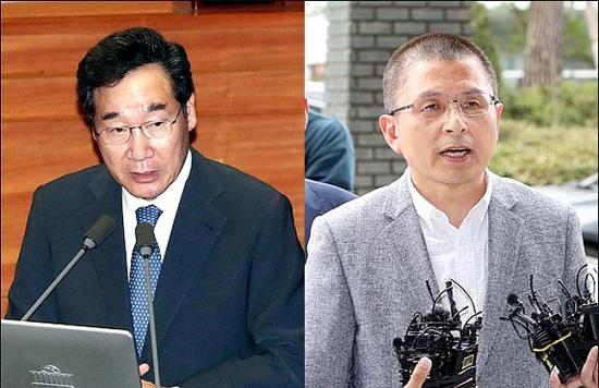 [데일리안 여론조사] '차기 대권' 이낙연 27.8% 황교안 21.8%
