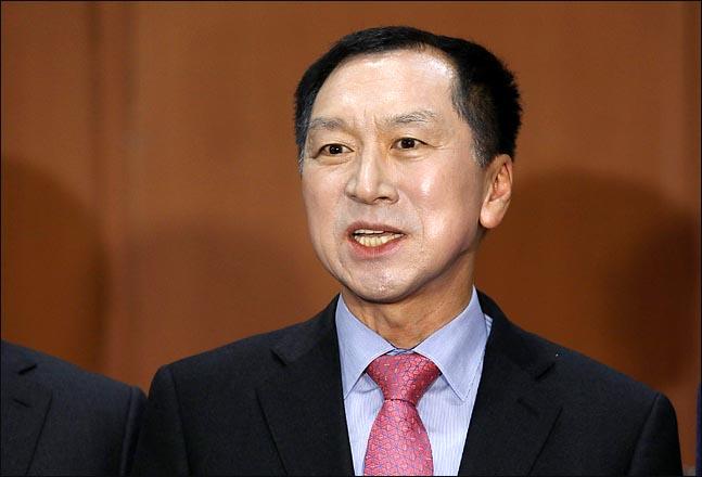 """김기현 전 시장 """"희대의 선거사기, 황운하와 배후권력 철저 수사하라"""""""