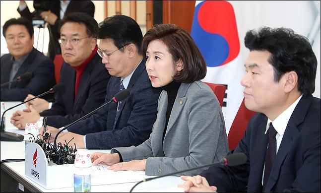 한국당, 유재수·황운하·우리들병원 '3종 친문농단게이트' 국정조사 추진
