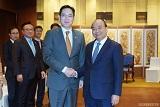 이재용 부회장, 베트남 총리 면담…현지 사업 전략 설명