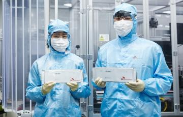 SK이노, 中 두 번째 전기차 배터리 공장 건설…1조2천억 투자