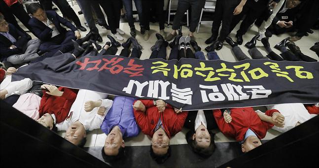 [데일리안 여론조사] 선거법 개정필요 49.8%…'의원수 축소' 52.0%