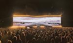 U2 첫 내한공연, 61미터 초대형 LED 스크린 선보인다