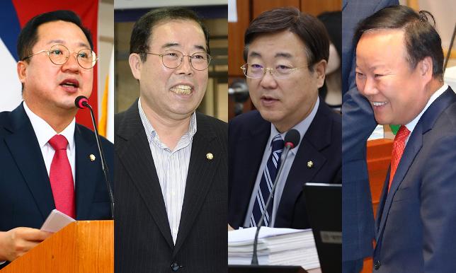 러닝메이트 확정…한국당 원내대표 경선 흐름은