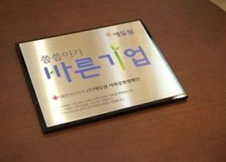 '씀씀이가 바른 기업' 에듀윌 사회공헌위원회, 위기가정 지원으로 따뜻한 연말 나눔 실천