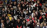 부산아시아드 점령한 소녀 팬, 울트라 니폰과 전면전