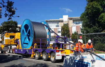 대한전선, 호주서 1385억원 규모 초대형 프로젝트 수주