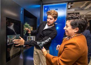 삼성전자, 스페인 발렌시아에 '익스피리언스 스토어' 오픈