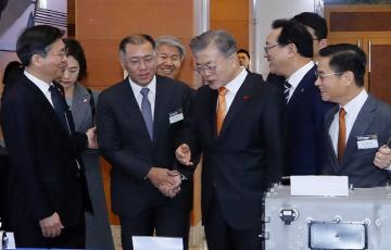[2019 데일리안 결산] '수소경제'부터 파업공화국까지…다사다난 車업계
