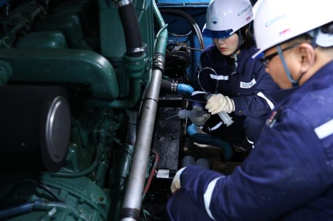 한국해양교통안전공단, 소형선박엔진 비개방 성능분석 서비스 최초 시행