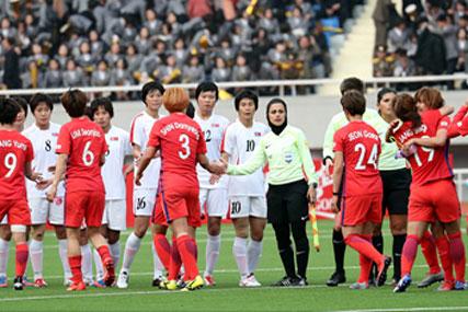 올림픽 포기한 북한 축구, 벤투호 재대결 불발?