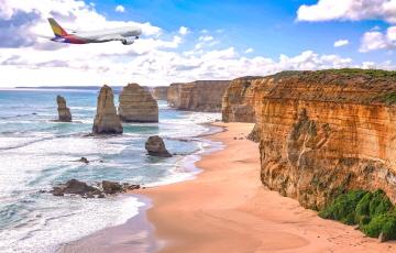 아시아나항공, 豪 멜버른에 직항 부정기 항공편 운항