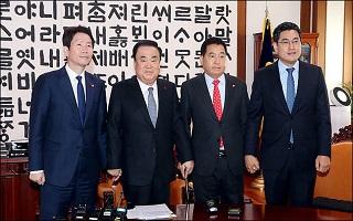 [데일리안 여론조사] '총선때 어디 찍을까' 민주 37.6% 한국 34.3%
