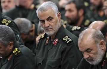 '이란 군부실세' 솔레이마니 사령관, 미군 공습에 사망