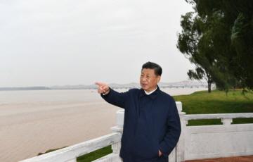 시진핑, 올해 경제 화두로 '생태 보호‧서부 개발' 제기