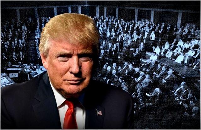 트럼프, 군사반격 대신 경제제재 택했다