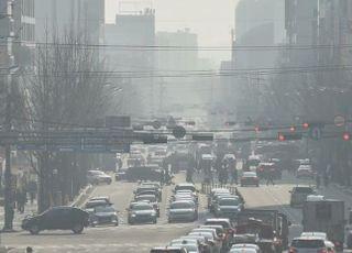 서울서 6일에 하루 꼴로 짙은 초미세먼지 발생