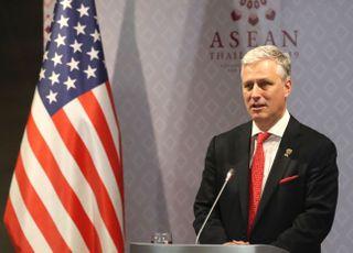 """미 백악관 안보보좌관 """"이란과 협상 가능성 상당히 커져"""""""