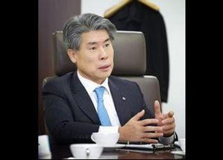 윤종원 기업은행장, 취임 후 첫 공식 회의…혁신 금융 강조