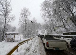 파키스탄·아프간·카슈미르서 홍수·눈사태로 120여명 목숨 잃어