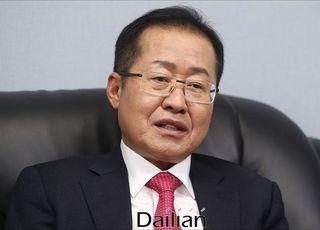 """""""경남 밀양 출마할 것""""…洪, 'PK 구심점' 선언·험지 거부"""