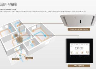현대건설, 세계 최초 세대용 전자동 세균제거 환기 시스템 개발