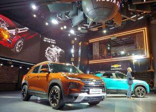 쉐보레, '루키' 트레일블레이저로 소형-준중형 SUV 시장 공략