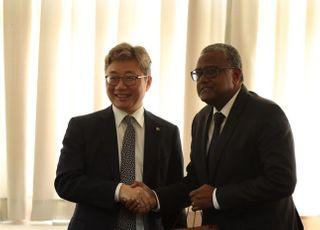 가스공사, 모잠비크와 에너지 분야 협력 강화