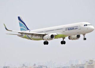 에어부산, 인천-청두 노선 정기편 주 3회 운항 개시