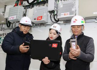 이통 3사, 광주 지하철 5G 서비스 공동 구축