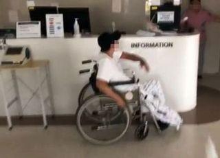 의료소송 패소에 앙심…병원서 난동 부린 50대 징역 1년