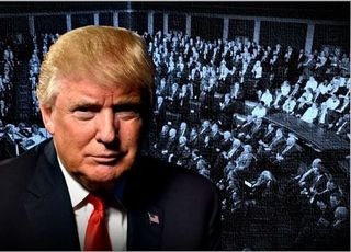'트럼프 탄핵심판' 절차 놓고 상원서 힘겨루기