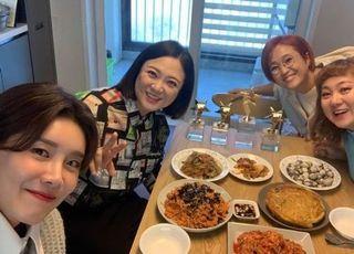 송은이-김숙-박나래-장도연, '밥블레스유 시즌 2' 뭉쳤다