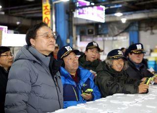 """임준택 수협중앙회장, """"올해 수산물 유통혁신 이루겠다"""""""