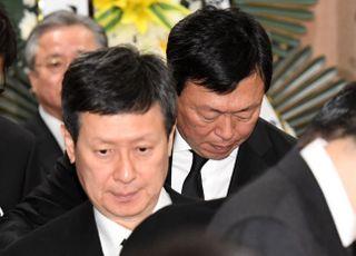 [신격호 별세] 빈소 3일째…김범석 쿠팡 대표 조문 행렬