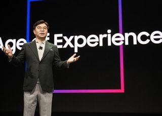 """[CES 2020] 김현석 삼성전자 사장 """"경험의 시대...인간 중심 기술 혁신"""""""