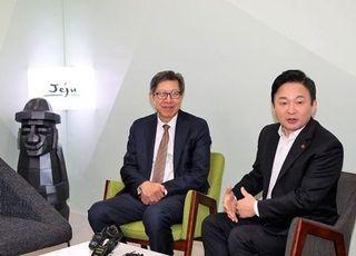 '원조 소장파' 원희룡, 혁통위 합류…통합신당에 '개혁風' 불어넣나
