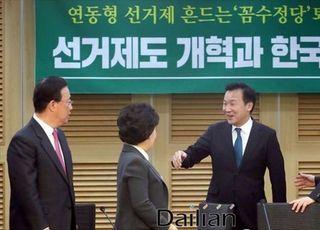 反한국당으로 뭉친 손·유·정…안철수와 관계설정은?