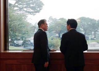 """황교안, 文대통령에 단독회담 제의…靑 """"구체적 내용 보고 판단"""""""