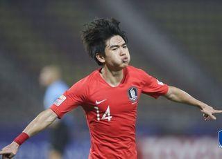 김대원·정태욱·정승원, 호주전서 빛난 대구 3인방
